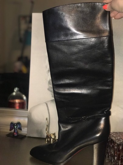 Christian Louboutin black Boots Image 7