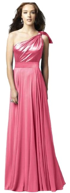 Item - Punch (Pink) 2861 Long Night Out Dress Size 6 (S)