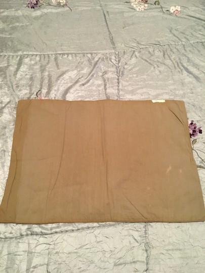 Anthropologie Set Of 2 Silk Incerts Embroidered Placements Tablecloth Image 6