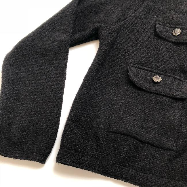 Zara black Jacket Image 7