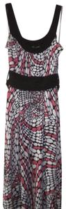 Maurices short dress Multi-Color Sleeveless Ties In Back on Tradesy