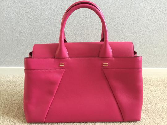 Roland Mouret Tote in Royal Fuchsia Image 1
