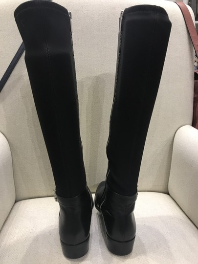 Michael Kors Leather New Black Boots Image 3