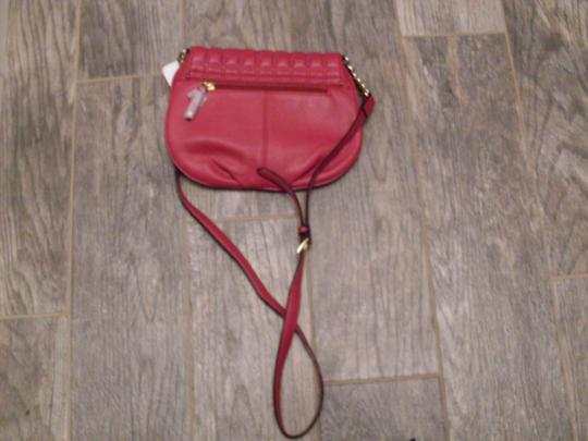Tignanello Leather Quilted Cross Body Bag Image 2