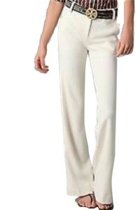 Tory Burch Trouser Pants Off-White