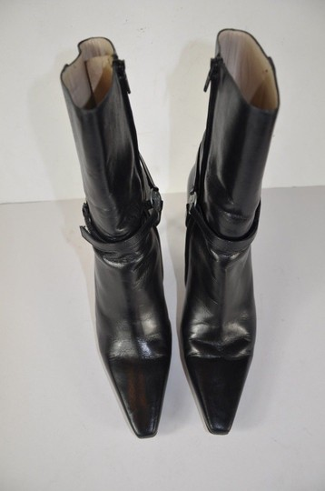 Chanel Black Boots Image 8