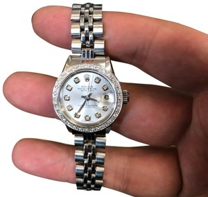 Rolex Rolex oyster perpetual datejust watch