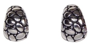 Lia Sophia Expedition Silver Black Earring la Sophia earrings