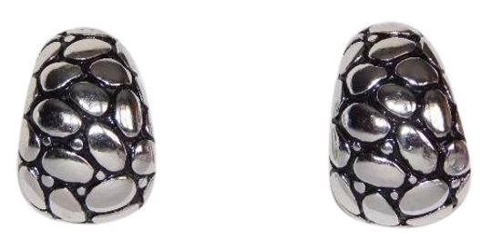 Lia Sophia Expedition Silver Black Earring la Sophia earrings Image 0