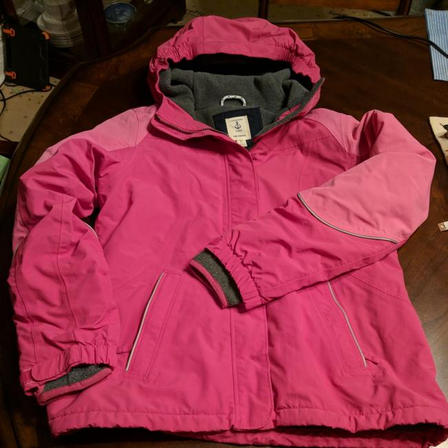 Preload https://img-static.tradesy.com/item/22877520/lands-end-pink-and-fuchsia-with-gray-inside-fleece-the-squall-puffyski-coat-size-16-xl-plus-0x-0-0-650-650.jpg