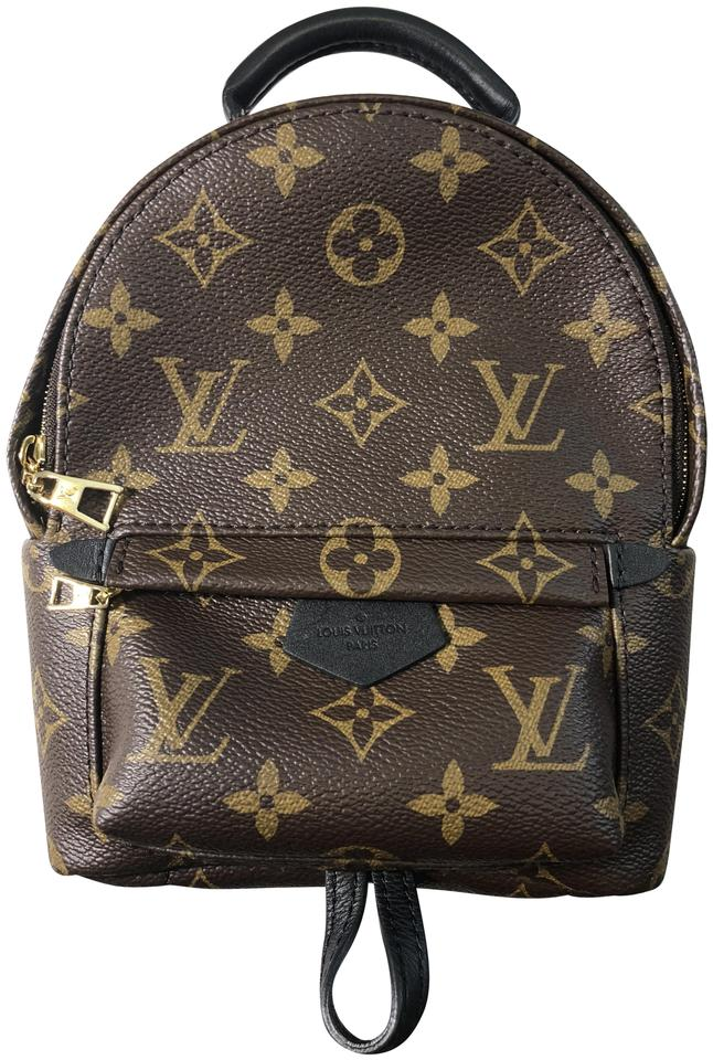 23b871321f5f Louis Vuitton Palm Springs Mini Sold Out Everywhere Monogram Canvas ...