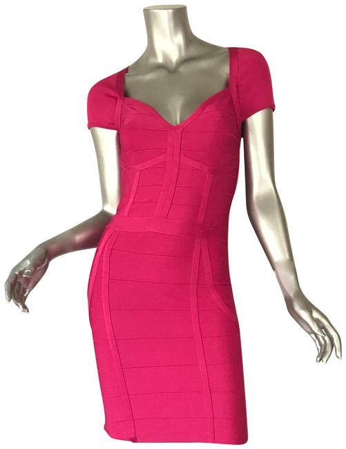 Item - Pink New Short Cocktail Dress Size 6 (S)