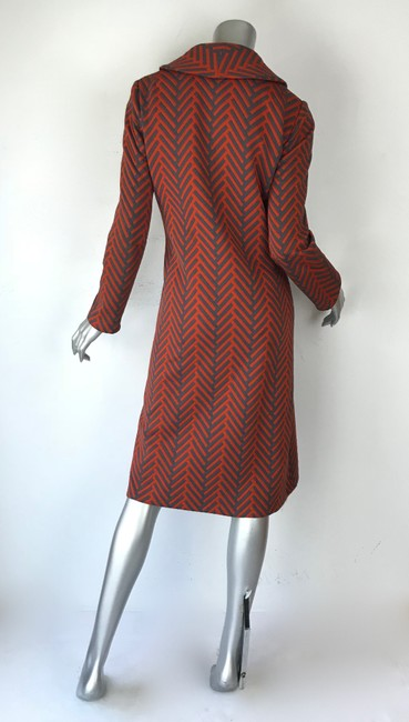 vintage Trench Coat Image 5