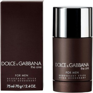 Dolce&Gabbana THE ONE BY DOLCE & GABBANA FOR MEN-DEO STICK-2.4 OZ-75 ML--ITALY
