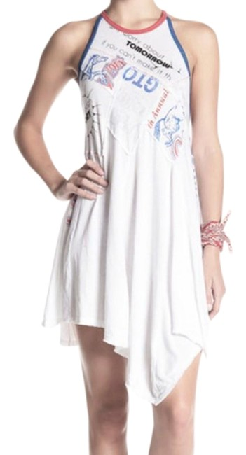 Preload https://img-static.tradesy.com/item/22878065/free-people-white-cal-poly-cool-short-casual-dress-size-8-m-0-12-650-650.jpg
