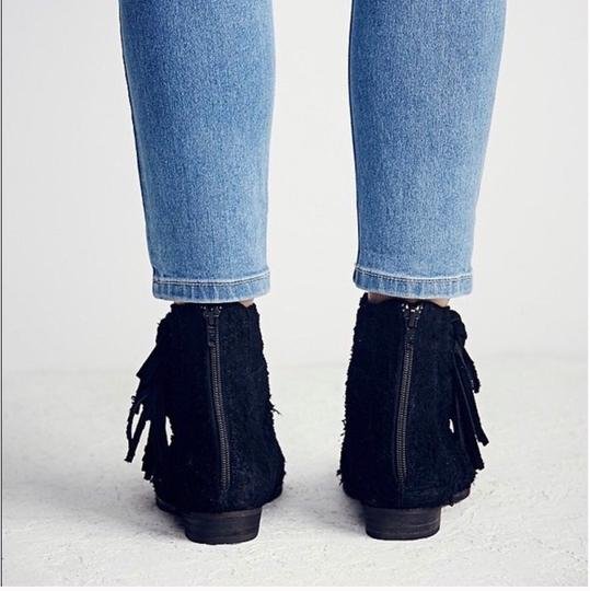 Free People Black Boots Image 1