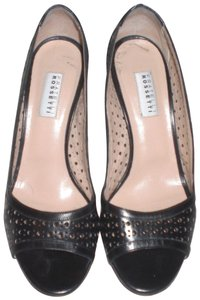 Fratelli Rossetti Comfortable Leather Black Pumps