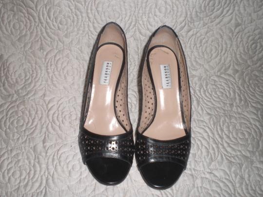 Fratelli Rossetti Comfortable Leather Black Pumps Image 11