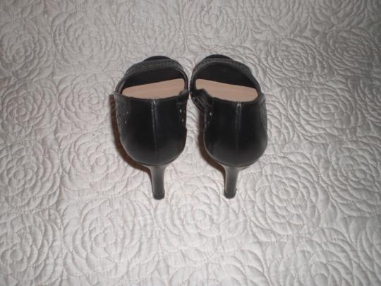 Fratelli Rossetti Comfortable Leather Black Pumps Image 2