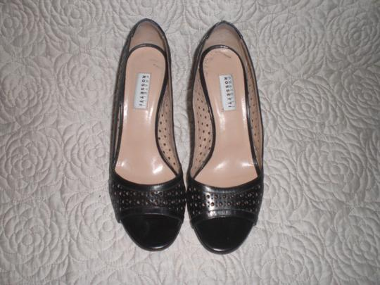 Fratelli Rossetti Comfortable Leather Black Pumps Image 7