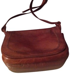 Made in Italy genuine leather Shoulder Bag