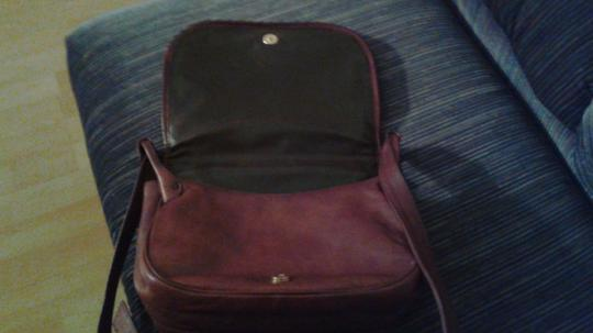 Made in Italy genuine leather Shoulder Bag Image 2