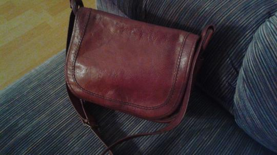 Made in Italy genuine leather Shoulder Bag Image 3