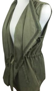 Max Jeans Top Olive