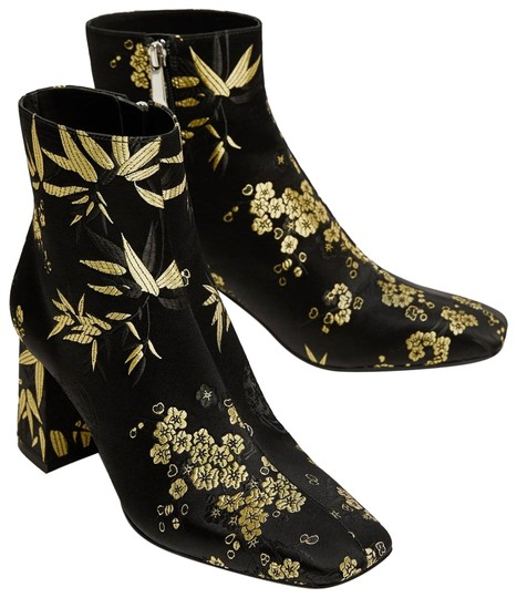 Preload https://img-static.tradesy.com/item/22878211/zara-black-gold-floral-heeled-ankle-bootsbooties-size-us-65-regular-m-b-0-1-540-540.jpg