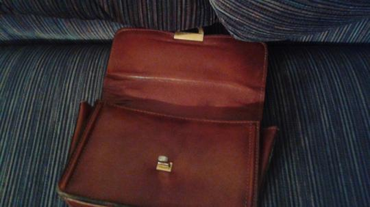 Made in Italy exclusively for Macy's Associates Satchel in Brown Image 2