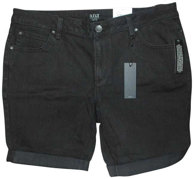 Preload https://img-static.tradesy.com/item/22878263/black-with-cuff-8p-29w-bermuda-shorts-size-petite-8-m-0-1-650-650.jpg