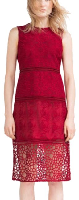Preload https://img-static.tradesy.com/item/22878331/zara-red-contrast-embroidered-lace-mid-length-night-out-dress-size-4-s-0-2-650-650.jpg