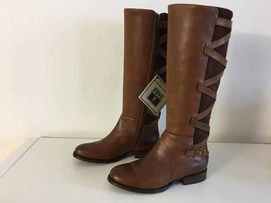 Frye LIGHT BROWN Boots Image 1