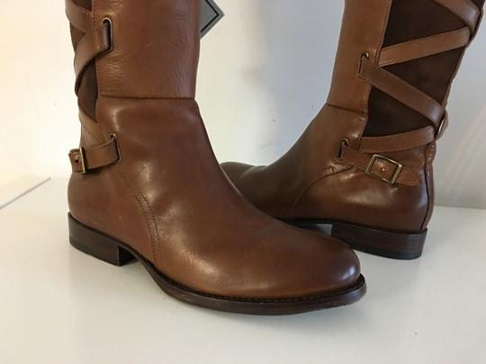 Frye LIGHT BROWN Boots Image 3