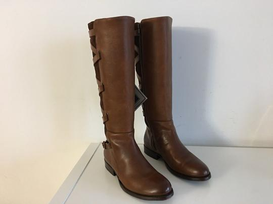 Frye LIGHT BROWN Boots Image 4