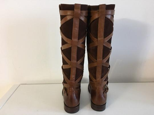 Frye LIGHT BROWN Boots Image 8