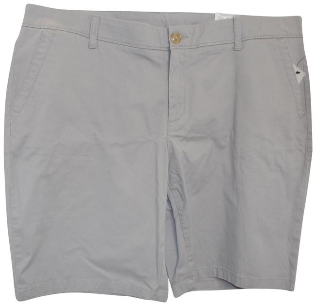 Preload https://img-static.tradesy.com/item/22878449/liz-claiborne-gray-classic-chino-sits-at-waist-bermuda-shorts-size-18-xl-plus-0x-0-1-650-650.jpg
