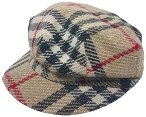 c61d8c27089 Red Burberry Hats - Up to 70% off at Tradesy