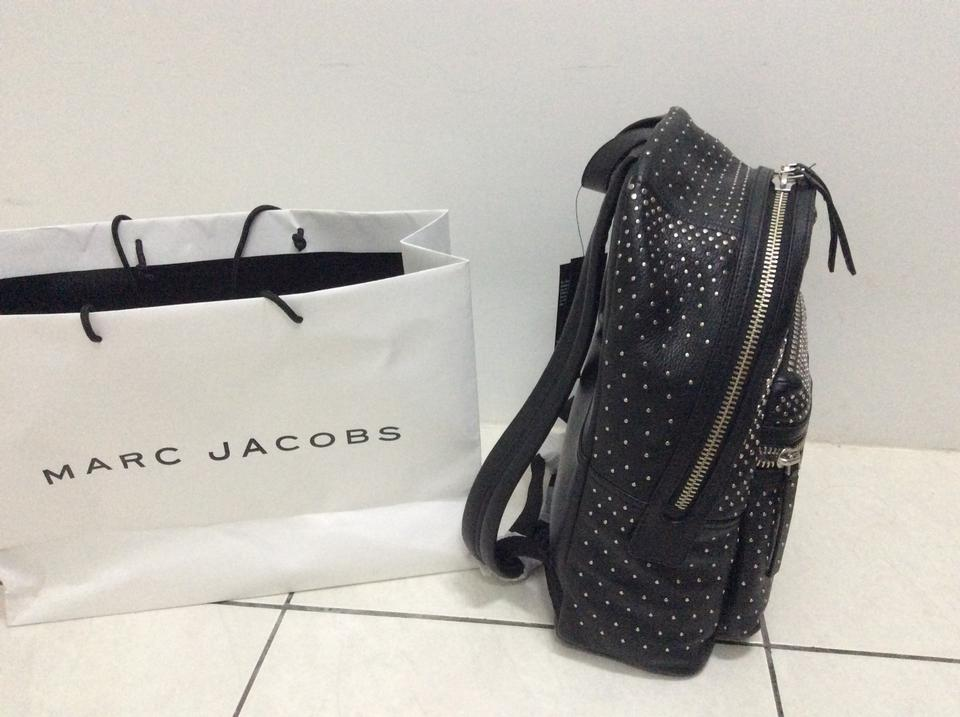 Black Jacobs Leather Marc Backpack Biker qxO8xHvEw