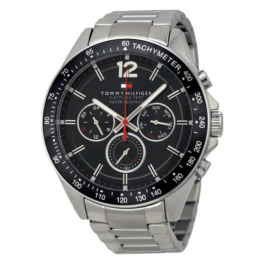 Tommy Hilfiger Tommy Hilfiger Male Casual Watch 1791104 Silver Analog