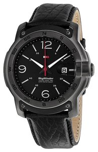 Tommy Hilfiger Tommy Hilfiger Male Fashion Watch 1790896 Black Analog