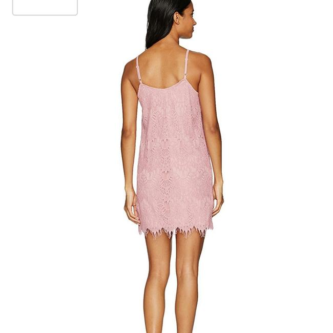Love, Fire short dress Pink on Tradesy Image 1