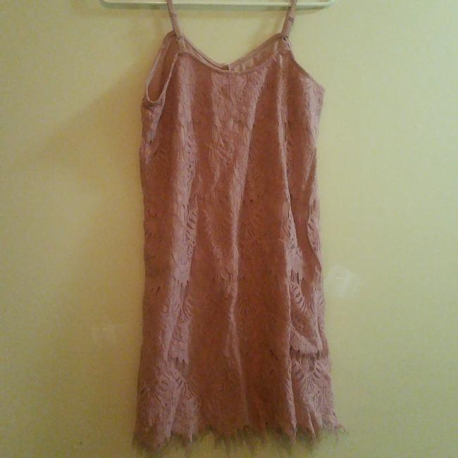 Love, Fire short dress Pink on Tradesy Image 4