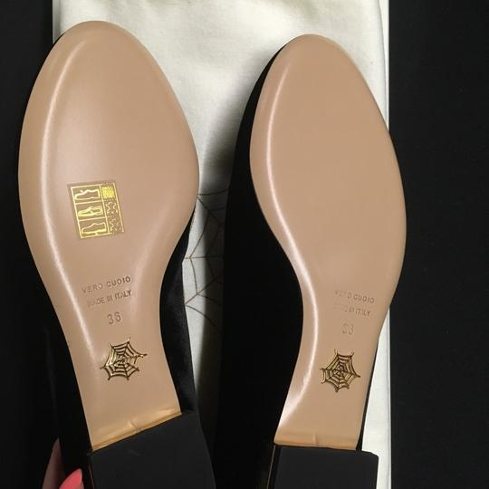 Charlotte Olympia black Flats Image 1