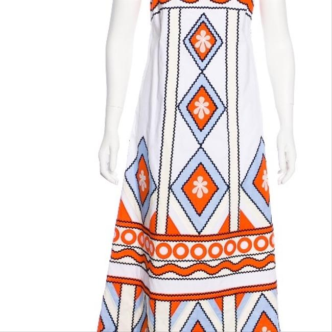 multi Maxi Dress by Tory Burch Image 2