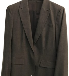 Theory stretch wool suiting blazer