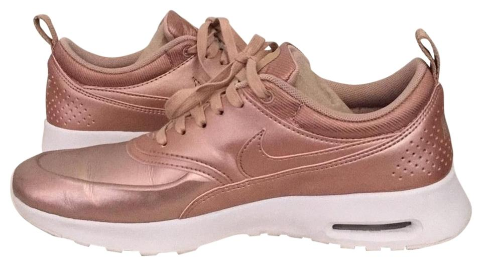 9f9f98e57596 Nike Limited Edition Casual Chic Stylish Metallic Rose Gold Athletic Image  0 ...