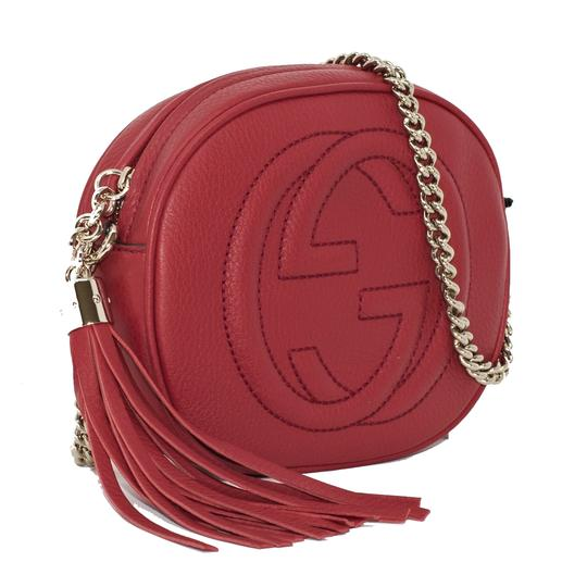 7964a05e0d670f Gucci Soho Mini Chain Bag Review   Stanford Center for Opportunity ...