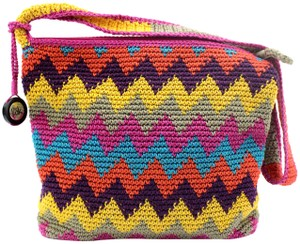 The Sak Tote in Multicolor
