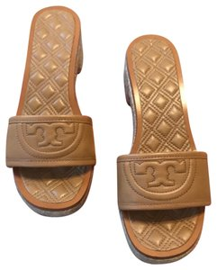 Tory Burch blonde Sandals